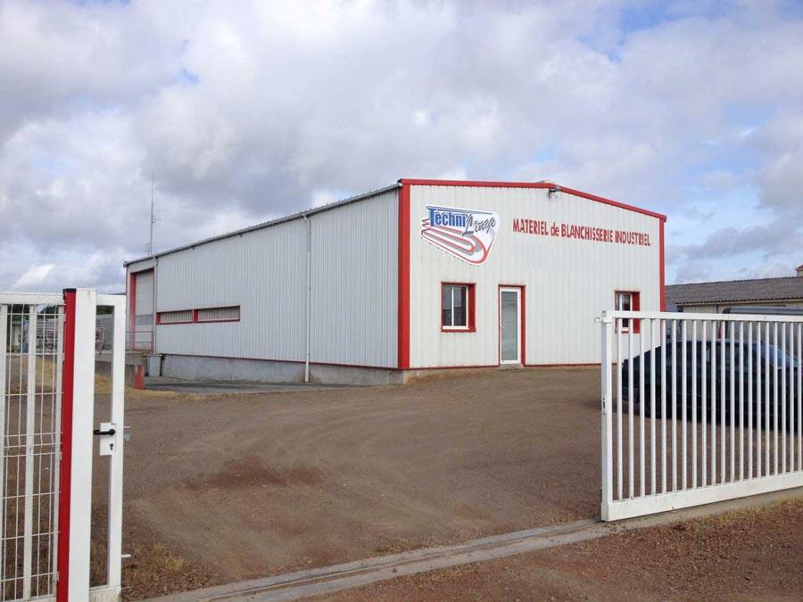 Technilinge, professionnel pour blanchisserie industrielle